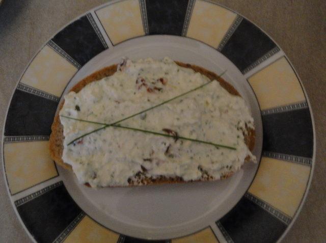 pomazánka zo syru feta