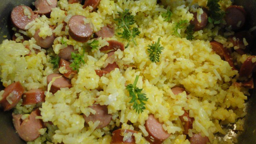 ryžový nákyp
