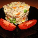 zeleninové rizoto z bulguru