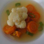 karfiolova polievka