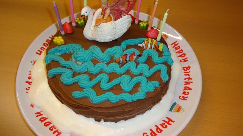 šťavnatá torta