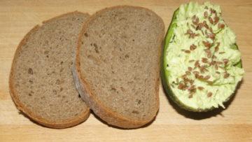 zdravá nátierka z avokáda