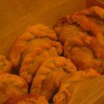 indický kurací koláč