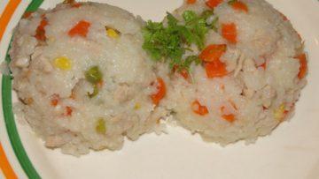 šťavnaté rizoto s bravčovým mäsom