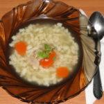 tradičná polievka