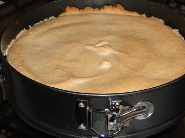 vynikajúci jablkový koláč