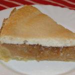 Osviežujúci jablkový koláč