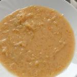 rýchla polievka z kyslej kapusty