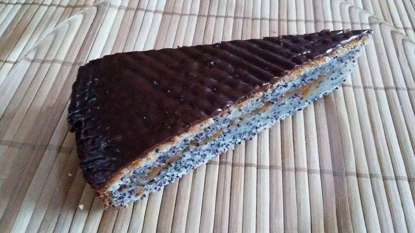 rýchly koláč s makom