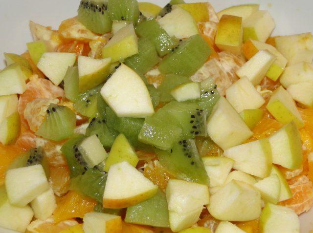kokos s mangom
