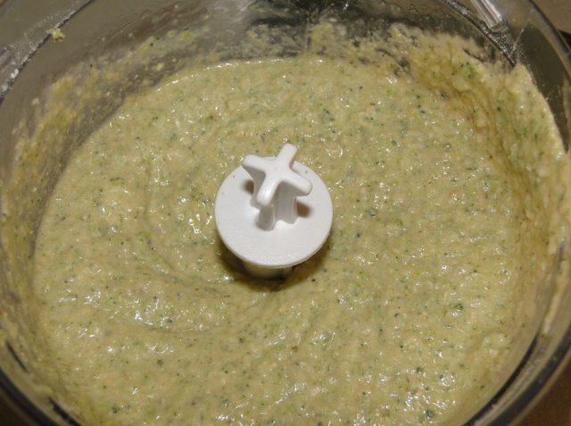 brokolica s mozzarellou