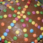 torta z celozrnnej múky