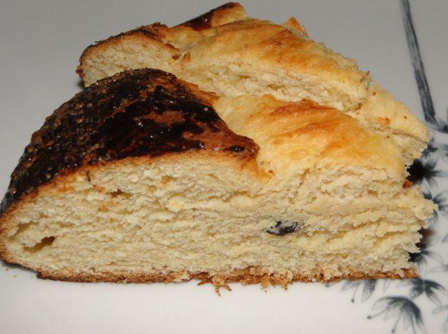 veľkonočný koláč