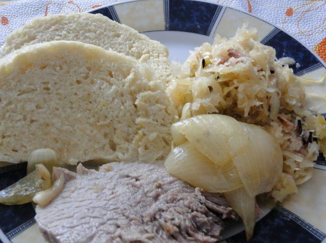 české tradičné jedlo