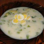 jarná polievka