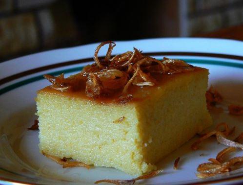 zdravý koláč na slano