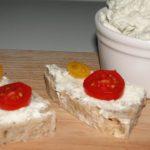 rýchla nátierka z plesňového syra