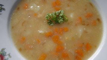 zdravá polievka