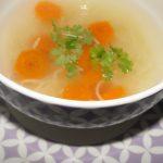 zdravá kuracia polievka