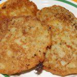 vyprážané placky zo zemiakov