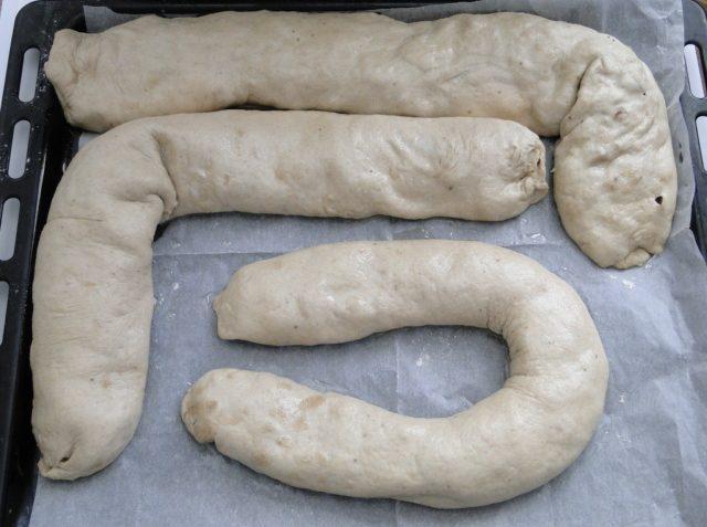 chlebové cesto