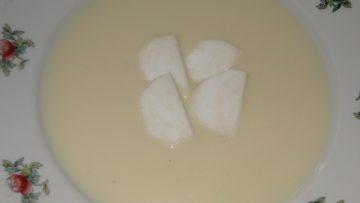 polievka z vodnice