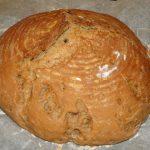 chlieb z ražnej múky
