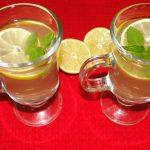 osviežujúci nápoj pre deti