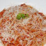 špagety po taliansky bez mäsa