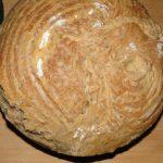 doma upečený chlieb