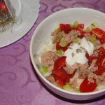 zdravý zeleninový obed