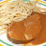 hovädzie so špagetami