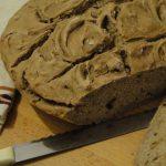 ražný chlieb z kvásku