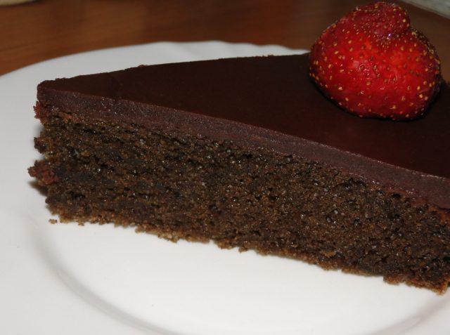 najlepšia čoko torta