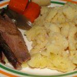 pomaly pečené mäso