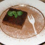 šťavnatý koláč