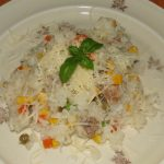 jedlo z ryže