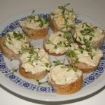 nátierka z kozieho syru s bylinkami