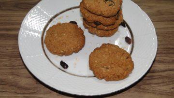 špaldové kekse