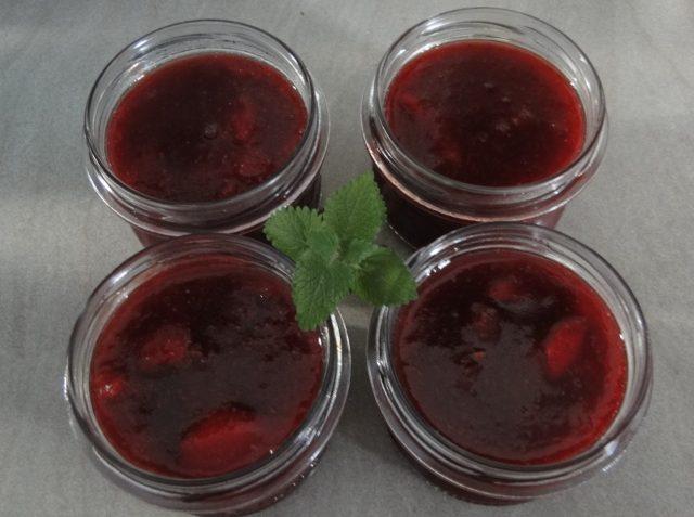 ako pripraviť jahodový džem