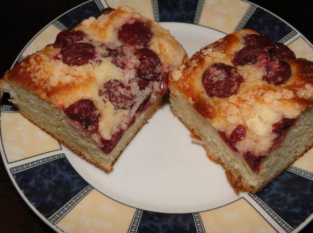 koláč s mrveničkou