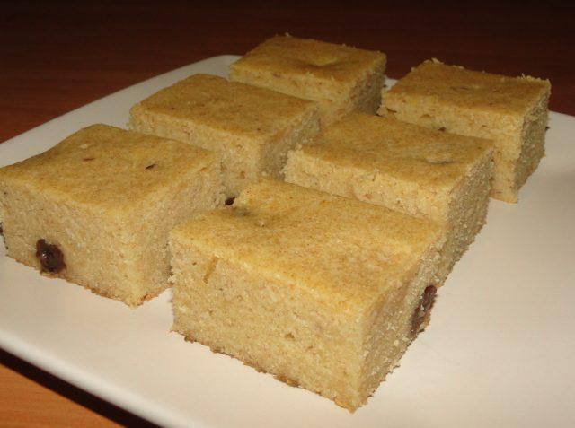 vanilkový koláč