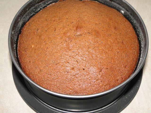 torta plná čokolády