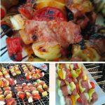 grilované bravčové mäso