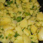 čo s uvarenými zemiakmi
