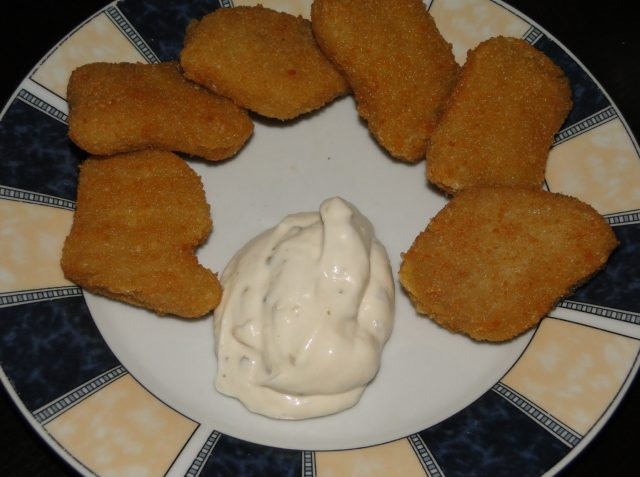 jedlo pre deti