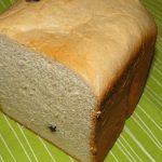 sladký chlieb z pekárne
