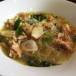 kuracia curry polievka