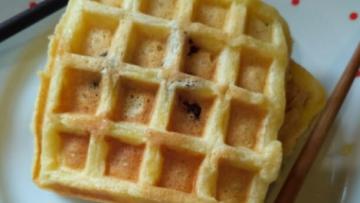 wafle s tvarohom