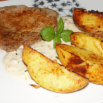 bazalková omáčka ku grilovanému mäsu